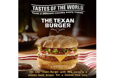The Texan Burger