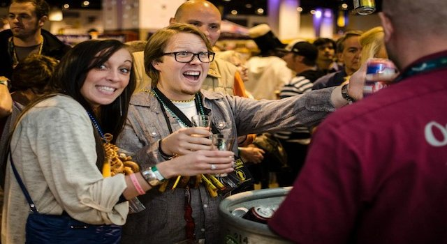 The Great American Beer Festival: 3 days, 2.8k brews and YOU