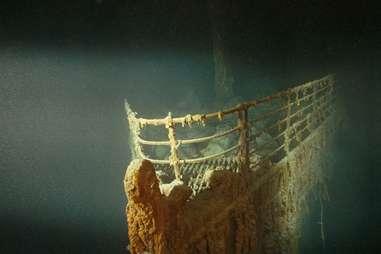 The Titanic, Newfoundland
