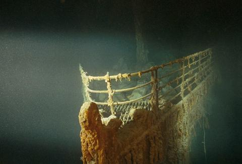 The Titanic, Newfoundland
