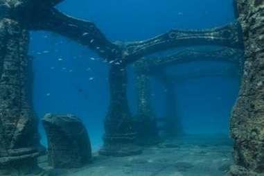 Underwater City of Port Royal, Kingston, Jamaica