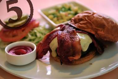 Elway's Burger