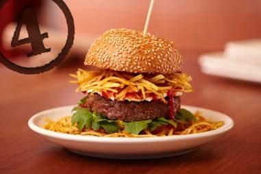 Yakuza burger portland