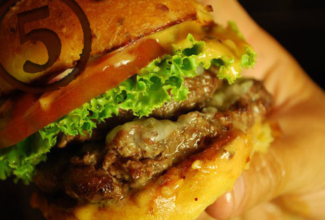The five best burgers in San Francisco. Boom.