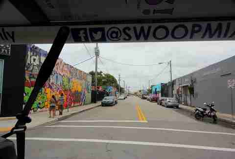 Wynwood on Swooped with Forks Tour
