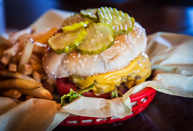 Rocky S Burgers In Pacific Beach