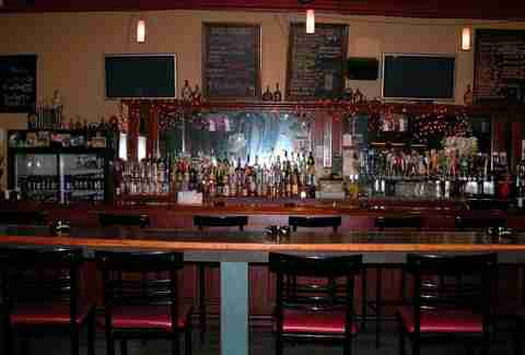 The Rendezvous Tavern-New Orleans-Bar
