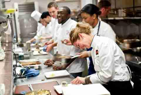 Jennifer carroll chef dating