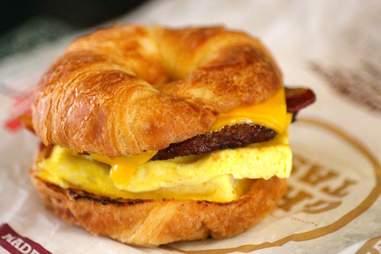 Burger King Croissan'Wich