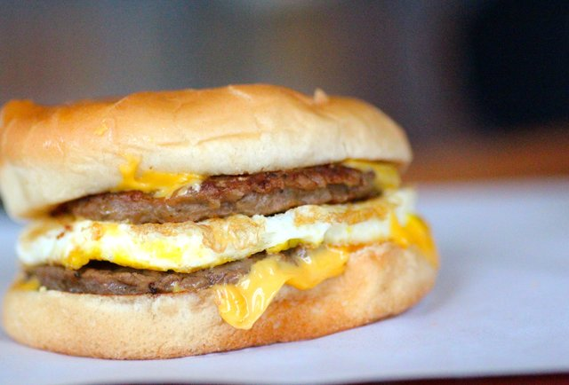 Breakfast Food Fast Food Breakfasts At National And Large Regional Chains