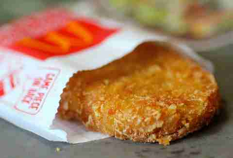 McDonald's Hash Browns