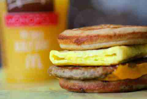McDonald's McGriddles