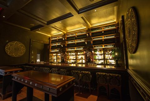 The NoMad - World's Best Hotel Bar
