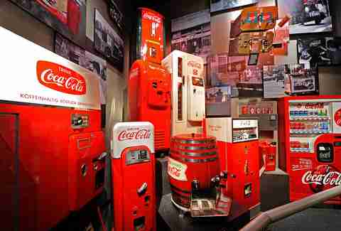 World of Coca-Cola -- Atlanta