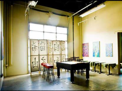 Interior at Refuge PDX