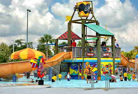Grapeland Water Park -- Miami