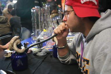 High Times Cannabis Cup in Amsterdam