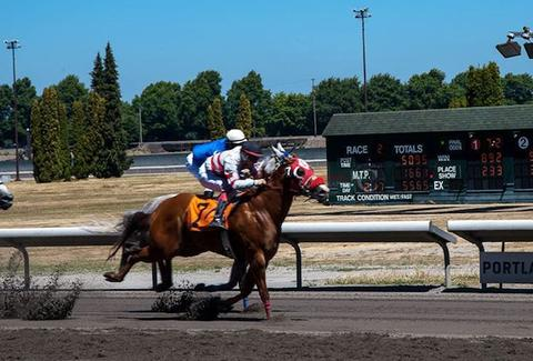 Portland Meadows Racing