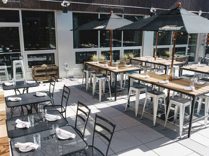 Patio/Roofdeck at The Sinclair
