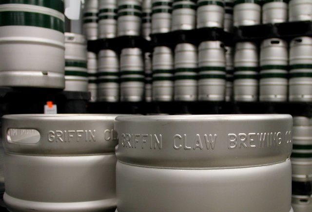 An award-winning brewer and an established restaurateur walk into a bar...