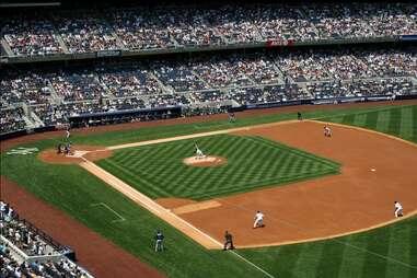 Yankee Stadium -- NYC
