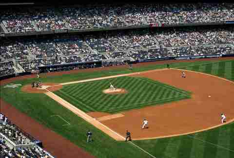 Yankee Stadium -- NYC