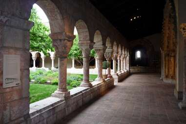 The Cloisters -- NYC