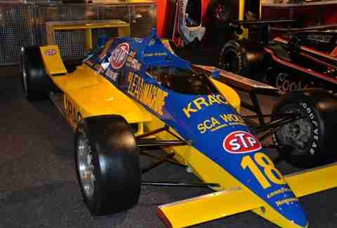 Unser Racing car -- Denver