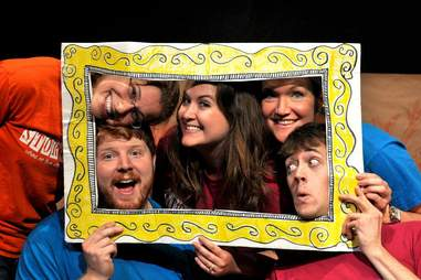 storytown improv at stage 773 chicago