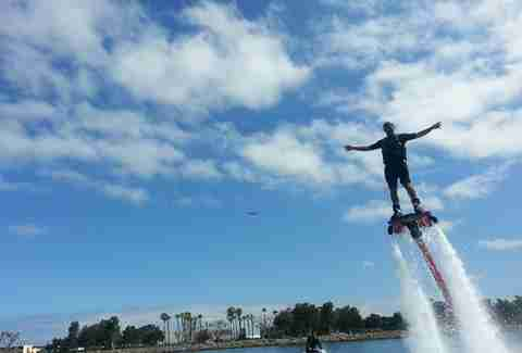flyboard aquatic aviation san diego