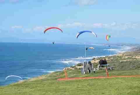 paragliding hang gliding san diego