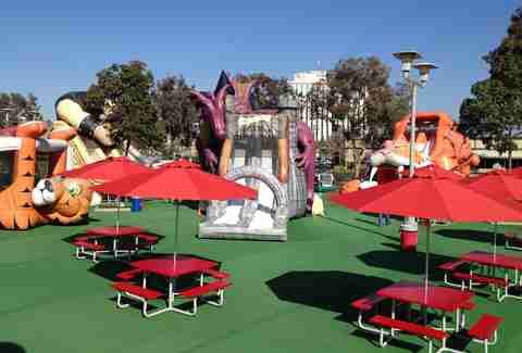 inflatable world san diego