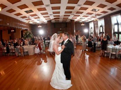 The Tiffany Center Wedding Party