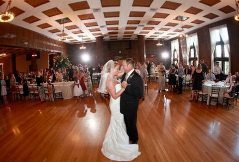 The Tiffany Center Wedding Party
