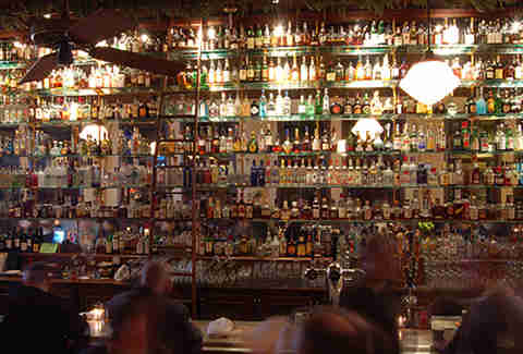 Paddy's Liquor Selection