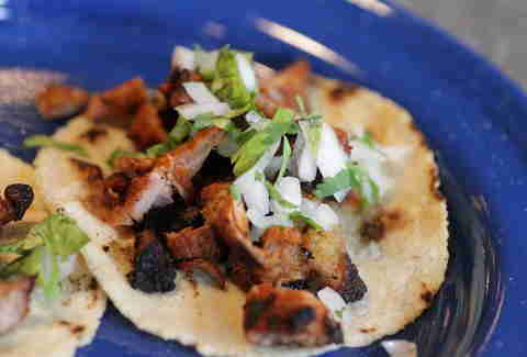 Some of the best al pastor tacos in NYC