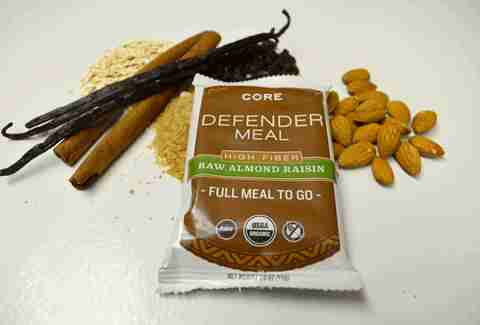 The Defender Meal and its ingredients from CORE Foods