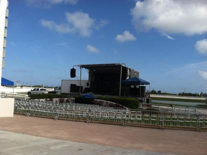 Isle of Capri Pompano Park Casino and Horse Racing -- Florida