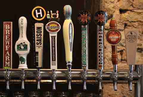 Stone Tap craft beer gastropub in Hudson, Wisconsin
