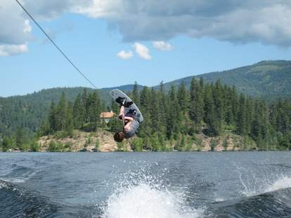 Northwest Riders Wakeboarding -- Seattle
