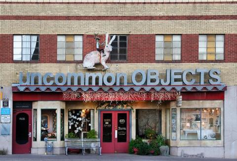 Uncommon Objects storefront