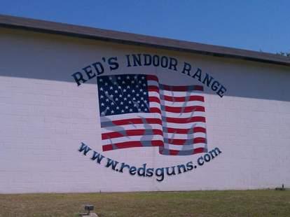 Red's Indoor Range