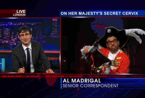 Daily Show Royal Baby