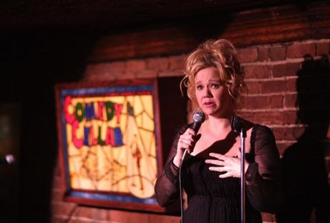 Caroline Rhea at Comedy Cellar -- NYC