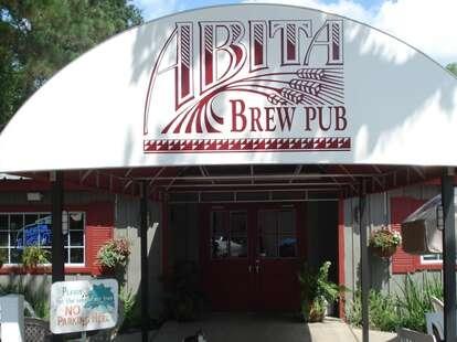 brew pub front