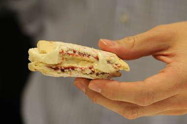 Carls Jr Pop Tart Ice Cream Sandwich