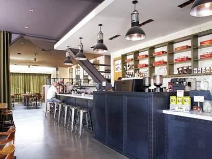 West Egg Cafe interior -- Atlanta