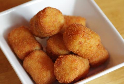 Cheesy Tots at Umami Burger in the West Village