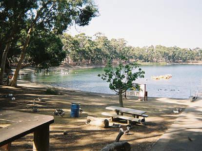 Chollas Lake san diego