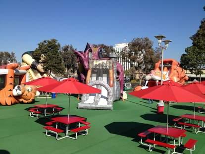 inflatable world san diego